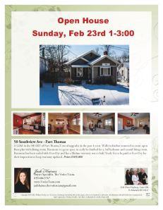 Southview Open House
