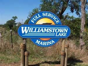 Williamstown Lake Marina Pic