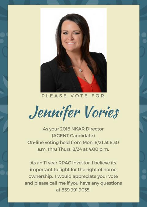 Vote for Jen